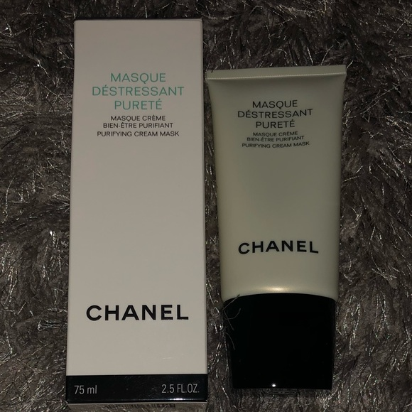 CHANEL Other - Chanel Purifying Cream Mask